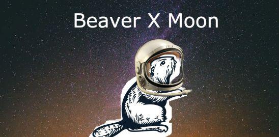 beaver X moon2